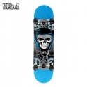블라인드(BLIND) [BLIND] SK8 OR DIE BLUE COMPLETE MINI 7.0 (미니사이즈)