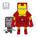 모모트(MOMOT) [MOMOT]MARVEL-IRON MAN(M)