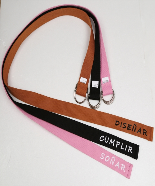 꼼파뇨(COMPAGNO) sonar disenar cumplir LONG BELT