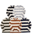 Standard Heavyweight Border L/S Shirts