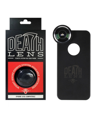 데스렌즈(deathlens) DEATH LENS FISHEYE (IPHONE 5/5S COMPATIBLE)