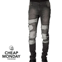 칩먼데이(CHEAP MONDAY) TIGHT INNOCENCE BLACK 0102918F3 L32