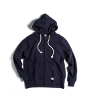 프레스톤즈(PRESTONS) PRESTONS ZIP-UP HOOD [NAVY]