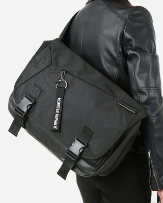 몬스터리퍼블릭(monsterrepublic) COMPOUND MESSENGER BAG SERIES /  메신져백