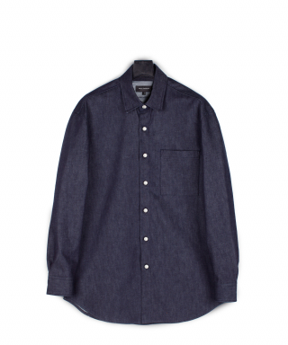 피스워커(pieceworker) Street Denim shirts - Indigo