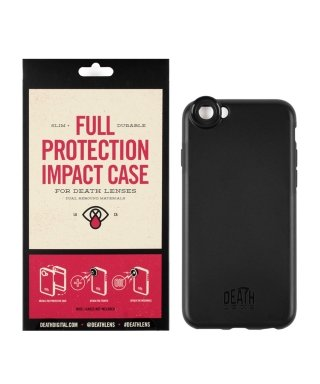 데스렌즈(deathlens) DEATH LENS FULL PROTECTION IMPACT CASE (IPHONE 6/6S COMPATIBLE)