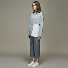 T TAILORED PANTS_GREY