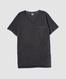[퍽트 에스에스디디] FUCT SSDD 2PACK V NECK POCKET TEE / 4616/ P.BLACK