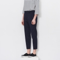 네스티해빗(NASTYHABIT) 16SS_C_ STRIPE BANDING PANTS (navy)