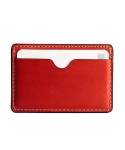 브로그앤머로우(BROGUE AND MORROW) Basic Card Case (Red)