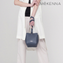 [MEKENNA]  SQUARE bottom bucket bag_MX2Y2AC0110