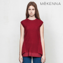 MeKENNA Shirts patch top_MX2Y3KT0010