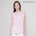 메케나(MEKENNA) MeKENNA BIRD PRINTED SLEEVELESS TOP_MX2Y2BL0110