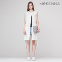 MeKENNA COOL WOOL VEST_MX2Y2VT0010