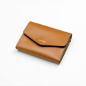 포안(POANE) MINI WALLET_BROWN