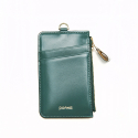 포안() ZIP CARD HOLDER_BLUE-GREEN