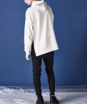 피치블랙() THE YOUTH REGLAN HOODIE (IVORY)
