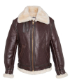 [SCHOTT N.Y.C.] 257S Leather B-3 무스탕 (2color)