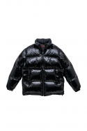 PUFFER DOWN JACKET_BLACK