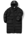LONG GOOSE DOWN JACKET(BLACK)_CTOGIDJ01UC6