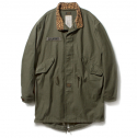 "디아프바인(diafvine) DV. LOT449 ""B.R"" M-65 FISHTAIL FIELD PARKA -SAGE GREEN-"