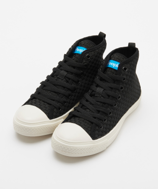 피플풋웨어(peoplefootwear) THE PHILLIPS HIGH - BLACK/WHITE