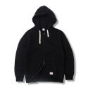 PRESTONS 2016 ZIP-UP HOOD [BLACK]