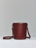 빠담뷰(PADAM VIEW) ALEXA BUCKET_burgundy