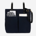 모노노(MONONO) Super Oxford 6 Pocket 3 Way Bag_Vintage Navy