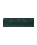테이블토크(TABLETALK) TRIANGLE PENCIL CASE_Dot Green