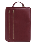 테이블토크(TABLETALK) BRIEF BAG 2 ZIP_Wine