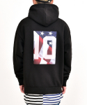 C.Over Crew Hoody (Black)