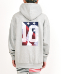 C.Over Crew Hoody (Gray)