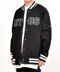 US Varsity Jacket (Black)