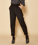 더케이스토리(THEKSTORY) WINTER ROLL UP PANTS_BLACK