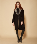 TAILORED COAT_BLACK