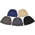밀리어네어햇(MILLIONAIRE HATS) (JUST FIT) COTTON WATCH CAP