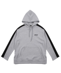바이엘(BY.L) NEWW LINE HOODY (GREY)