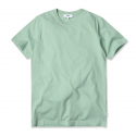 위에스씨(WESC) (H1)Max(mens S/S t-shirt.granite green)