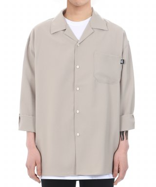 쟈니웨스트(jhonnywest) CXP Work Shirts (Tan)