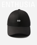 엔더시아(ENTHUSIA) INFY 6pannel ballcap black
