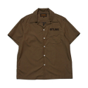 씨쏘(SEESAW) R/C OPEN NECK SHIRTS-BN