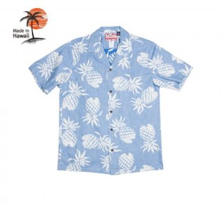 로버트제이씨 하와이(robertjchawaii) 103C.087 Hawaii Shirts [Blue]