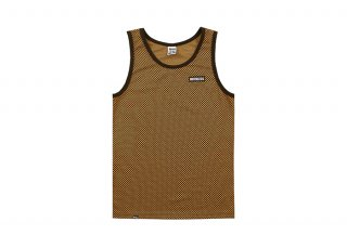 루스리스(ruthless) TANK TOP CHECKER / YW