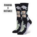인스탠스(INSTANCE) RIHANNA X INSTANCE Punk N Patch - Black