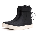 Coathing Canvas Boots 01