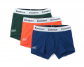 커버낫(COVERNAT) STANDARD DRAWERS 3 PACK (ORANGE/GREEN/BLUE)