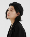 [8차 재입고] BREAD BERET / BIO / BLACK
