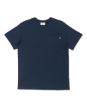 247 서울(247 SEOUL) STANDARD POCKET TEE [NAVY]