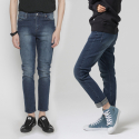 칩먼데이(CHEAP MONDAY) DROPPED ANIARA DARK 0102739 L32